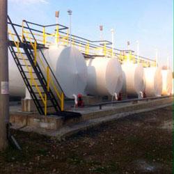 Опытно-промышленные испытания по антикоррозийной защите для нефтегазовой корпорации «Роснефть»